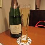 ミノビ - シャンパン