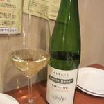 ミノビ - 白ワイン1