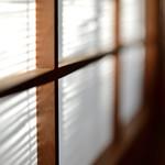 幸手 門間 ふくろう - 障子(しやうじ)の窗(まど)