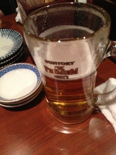 磯べゑ - 生ビール
