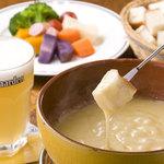 ビストロ ル・パン - おすすめはチーズフォンデュです。
