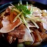竹國 - 肉汁うどん