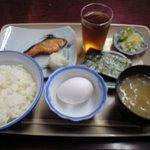 松林堂 - 朝定食