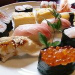 寿し虎 - 特上寿司