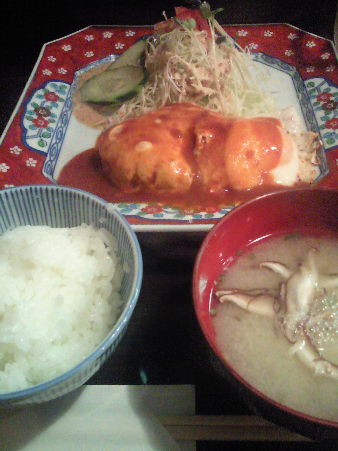 長崎洋和食のだ屋