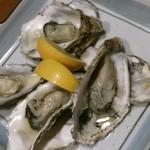 24190459 - 厚岸直送焼き牡蠣