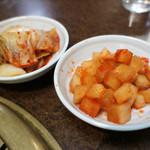 竹田屋 - キムチ カクテキ