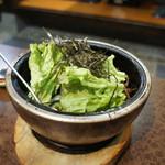 竹田屋 - キャベツサラダ