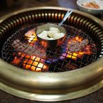 竹田屋 - にんにく焼