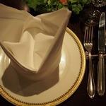 サイーファ ケバブ アンド ビリヤニ - テーブルセット