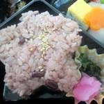 千成 - 実は赤飯大好き!