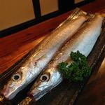 かんべえ - 旬のお魚をお刺身や塩焼きで