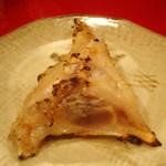 いがらしふぐ料理店 - 味噌焼き