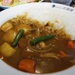 CoCo壱番屋 - グランドマザーカレー(780円) CoCo壱番屋川越今福店