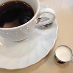 柏水堂 - ここでは、コーヒーはモカです