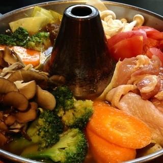 毎年大好評、冬限定の当店名物チベット鍋「ギャコック」