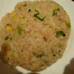 中国料理随園 - セットの炒飯