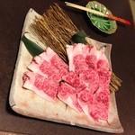 かじか亭 - 牛肉