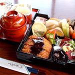 辻の茶屋 - 料理写真:辻の茶屋の遊膳はボリューム満点。ご来店の3日前までにご予約下さい。