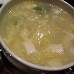 仙華 - 具沢山スープ