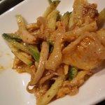 仙華 - 鶏肉ときゅうりの冷製