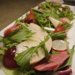 Sii - 鴨とフルーツのビューティーサラダ