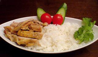 オリエンタルガーデン イサラ - 鶏飯