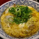 神戸らんぷ亭 - 極上牛玉とじ丼