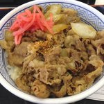 吉野家 - 料理写真:牛丼 並盛 ¥280