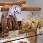 そら - これは安い フランスパン1本190円ですョ 出来はどうなのか心配