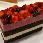 マクドナルド - MacCafeのケーキ