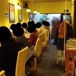 ベトナム料理コムゴン - 『ベトナム料理コムゴン』さんの店内(入口側から)~!
