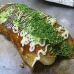きゃべつ畑 - カキ焼き(200円)