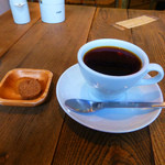 コネッタ - 料理写真:コーヒー(ガヨマウンテンスマトラ)