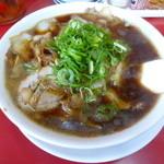 新福菜館 - 料理写真:肉多め