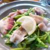 福水 - 料理写真:ホッキ陶板焼き