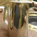 焼肉 エスカーラ - ウーロン茶ピッチャー