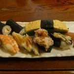 ふたみ - 料理写真:寿司ランチ