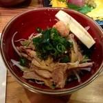 かばわーるど - 親鳥柚子コショウポンズ(500円)