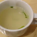 金太郎 - スープ付き(あっさりスープ)
