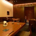 四季旬菜まんま - テーブル席