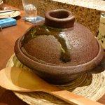 四季旬菜まんま - 親子丼のご飯(あきたこまち)