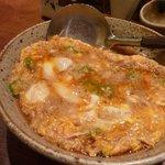 四季旬菜まんま - 親子丼の具