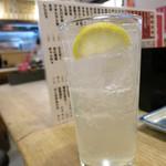 酒道場 陣屋 - チューハイ(グラス)385円