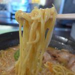 二代目てらっちょ - 多加水の太麺