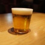 24211927 - ビールは安いけど小さいのでやっぱりココはワインかな?