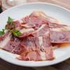 ふじバル - 料理写真:絶品! スペイン直輸入の生ハム『ハモンセラーノ』