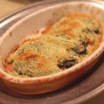 ジィオ - カキの香草パン粉焼き