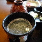 喜六そば - 大根のしぼり汁たっぷり