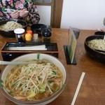 柳家 - カニ(みそ味)